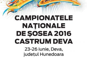 """Campionatele Naţionale de Ciclism pe Şosea """"Castrum Deva"""" – 2016"""
